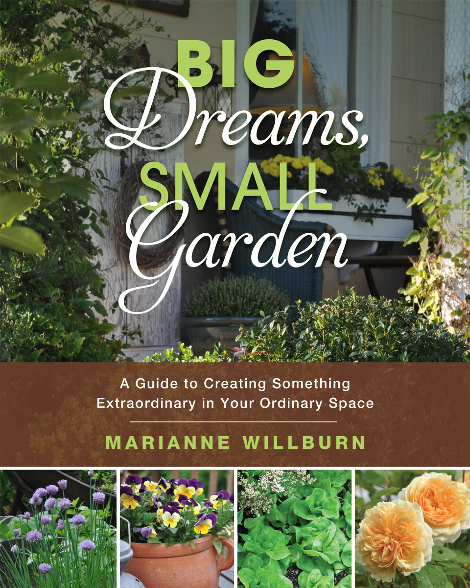 big dreams small garden