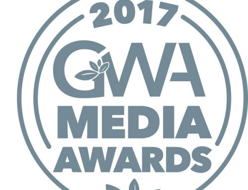 Small Town Gardener Wins a GWA Silver Media Award for 2017!
