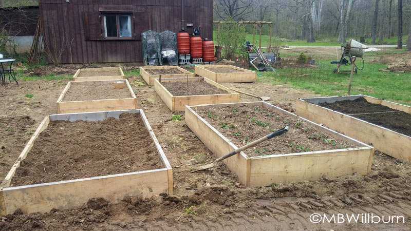 Planning Now for a More Manageable Garden Later Small Town Gardener – Planning A Garden Bed