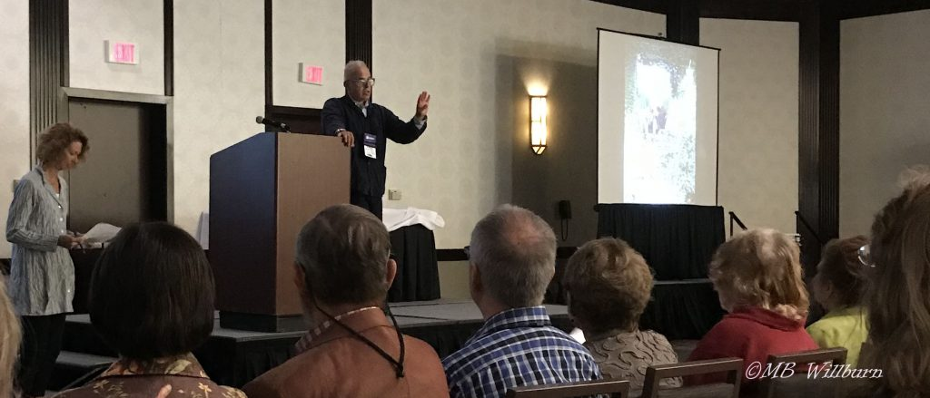 PPA Symposium, Fergus Garrett