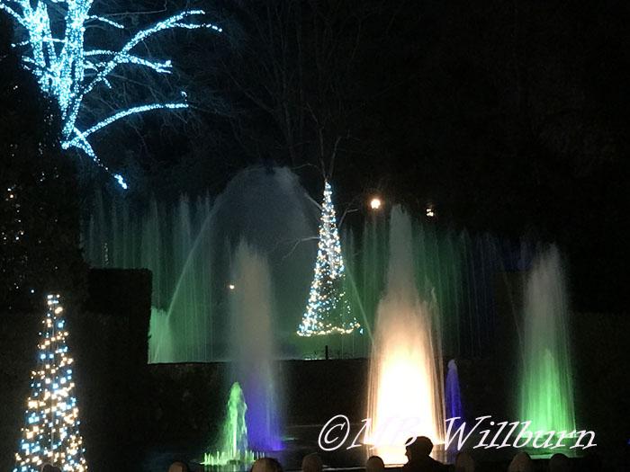 longwood christmas, longwood