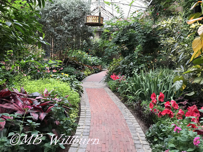 Longwood Gardens Christmas 2019.Ten Tips For A Day Trip To A Longwood Christmas Small Town