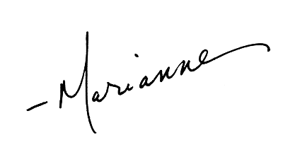 signature Marianne Willburn