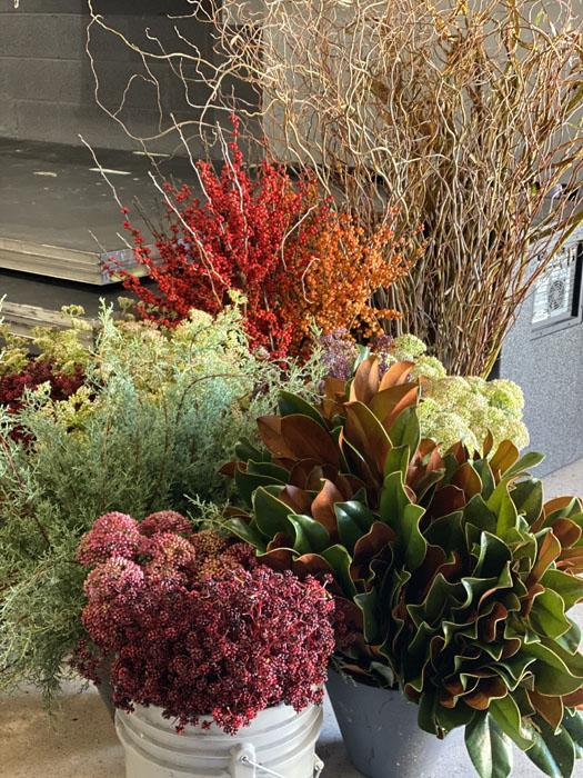 floral materials