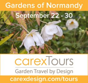 Normandy Garden Tour