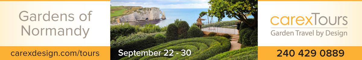 Normandy Garden Tour