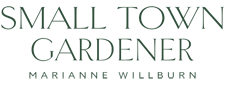 Small Town Gardener Logo