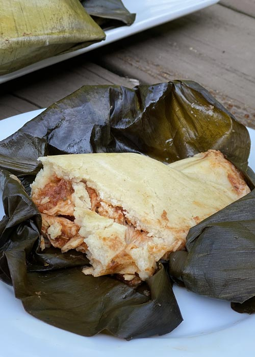 chicken chipotle tamales