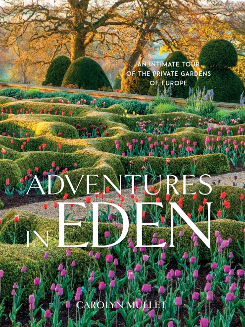 adventures in eden book cover